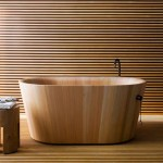 Japanese bathtubs